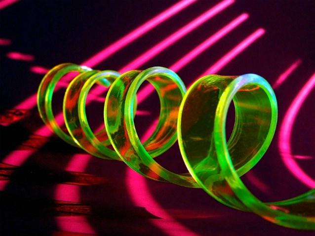 Spirals and Shadows