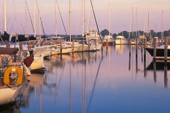 Harbor in Oxford