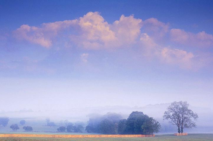 Worthington Valley Morning 1