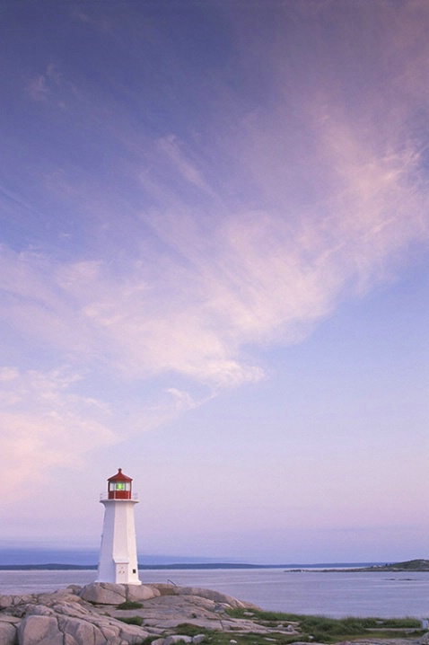 Peggy's Cove Lighthouse 5