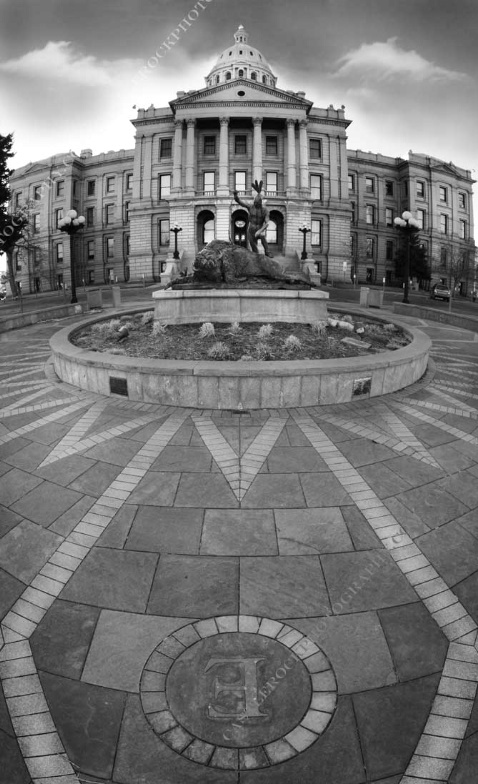 Colorado Capitol East