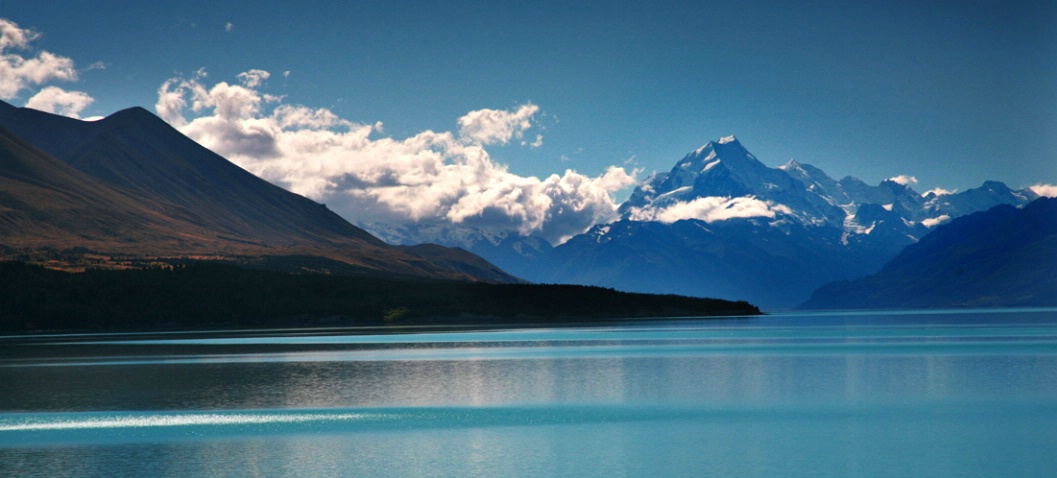 Mt Cook, enroute to Queenstown
