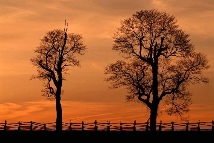Gettysburg Sunset