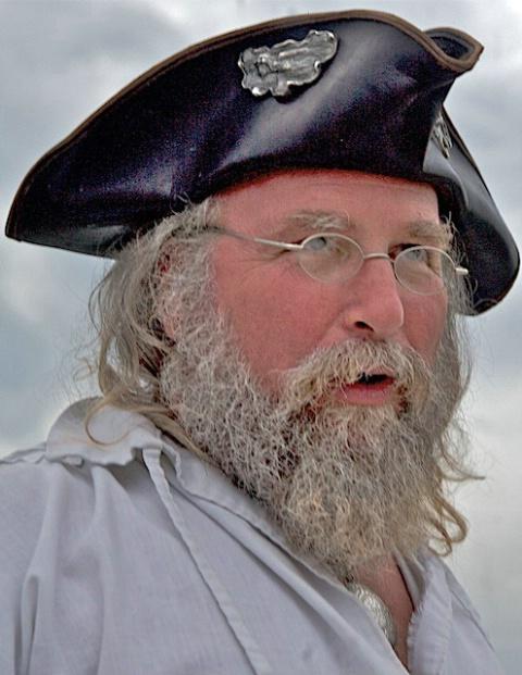 Twenty first Century Pirate