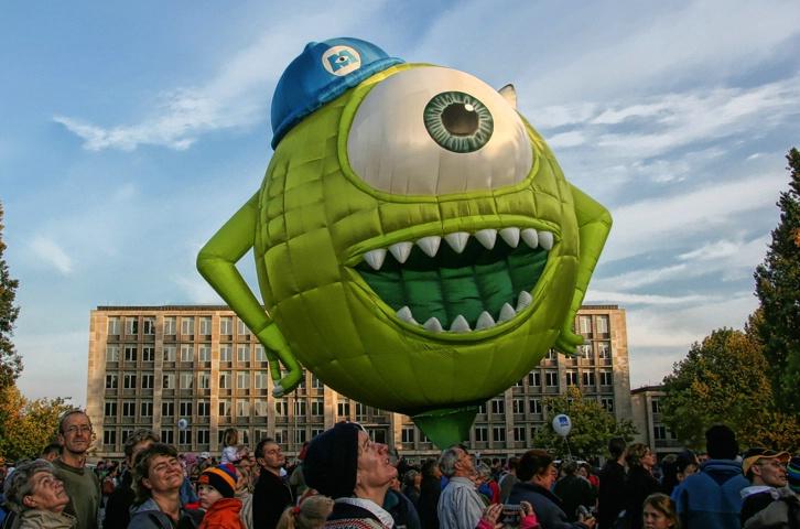 Monster? Where's the Monster??