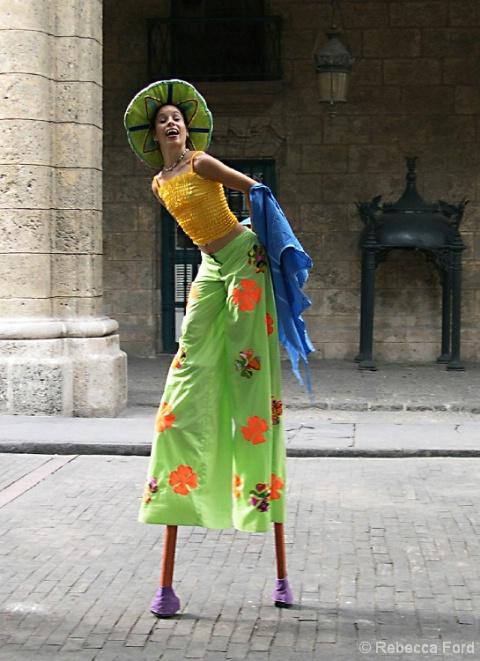 Cuban Stilts