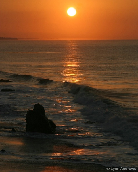 Sunrise On The Left Coast