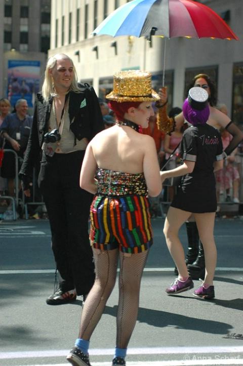 Gay Parade, NY June 2007