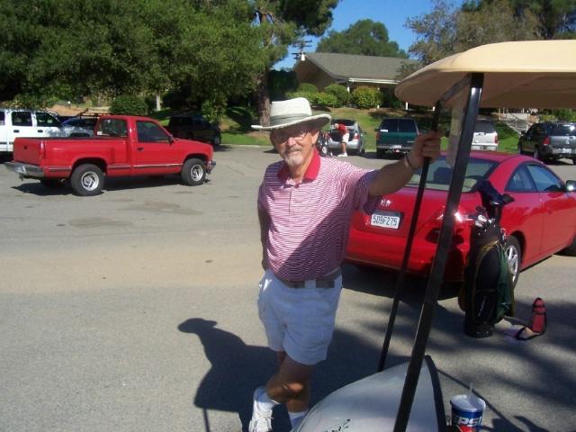 Golfing Guy