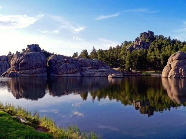 Sylvan Lake, Custer State Park, SD