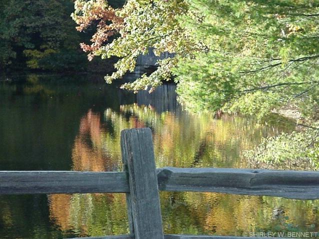 REFLECTION AT STURBRIDGE 2