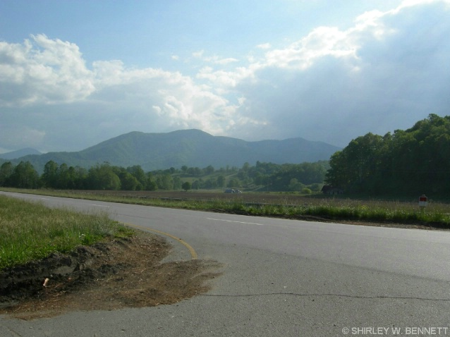 Foothills of the Smoky Mountains