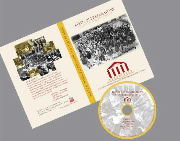 Boston Charter Public School  DVD Cover & Label