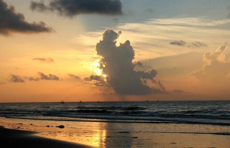 Sunrise2-Foley Beach, SC