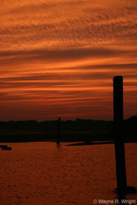 Hyperfocal Sunset