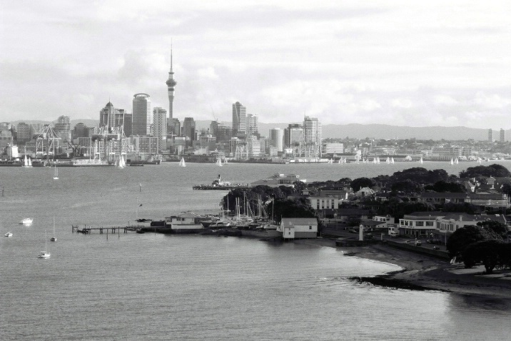 Devonport & Auckland CBD