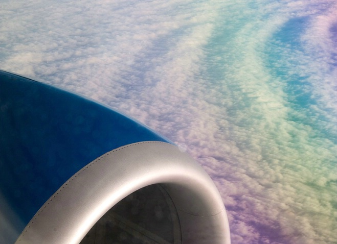 View from a Window Seat