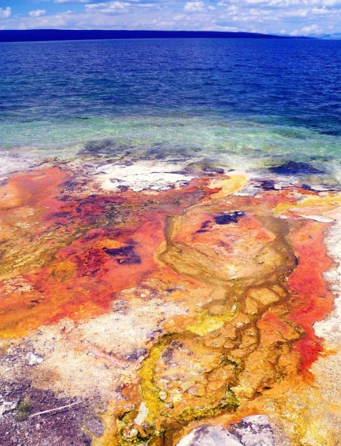 Polluting Yellowstone ? Yellowstone, WY