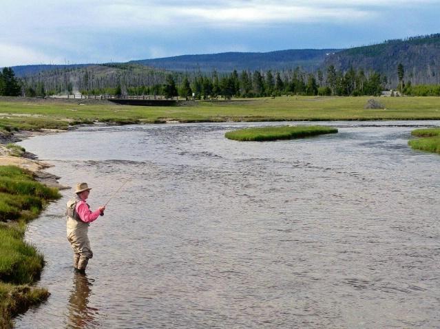 Smoked fish? Yellowstone, WY