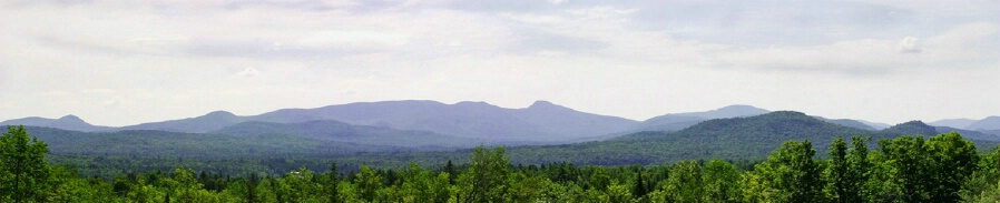 The View from Sabael - Adirondacks