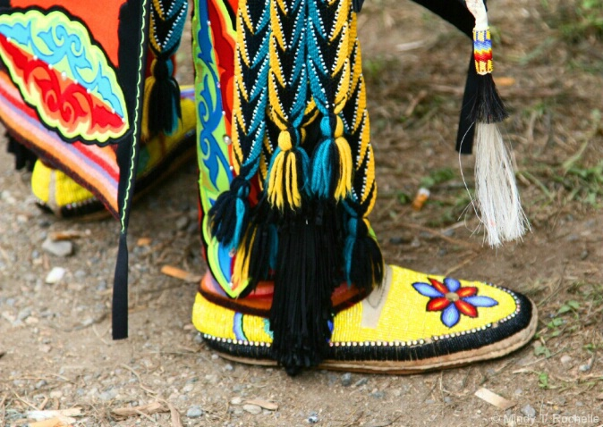 Dancing Moccasin