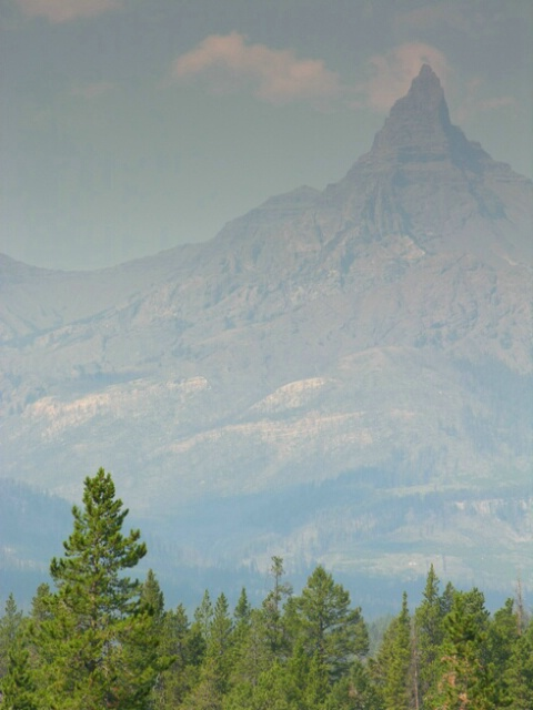 Beartooth peaks