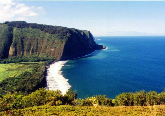 Waipio Valley - The Big Island