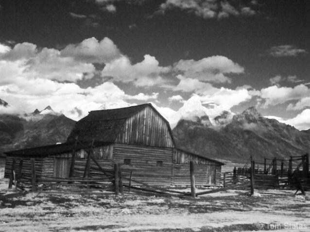 Mormon Road, Grand Teton National Park