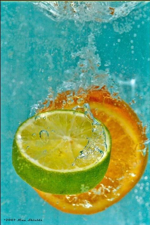Refreshing Plunge