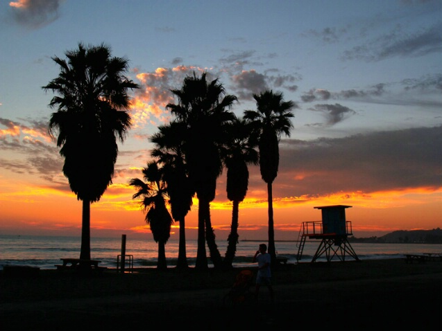 Doheny Beach, Calif.