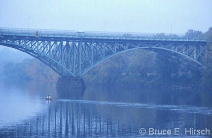 Rowers on Schuylkill River, Philadelphia