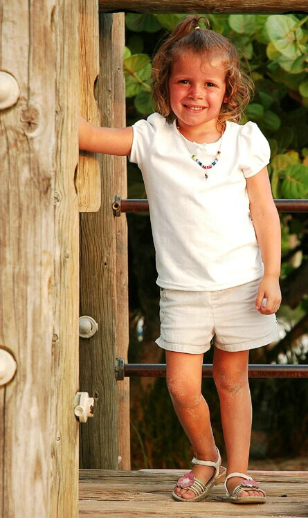 child portrait st. pete beach
