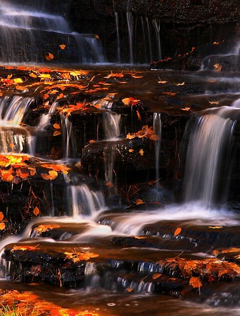 Fall Washaway