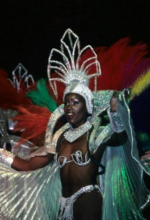 The Season of the Samba!