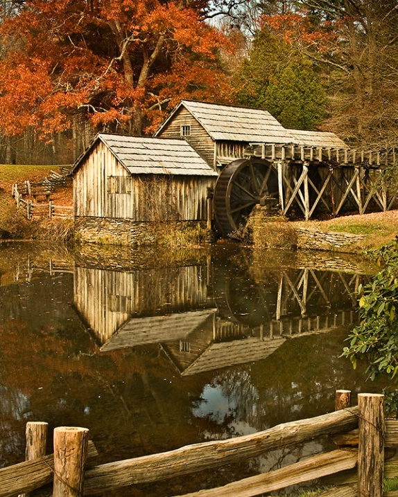 Mabry Mill, Blue Ridge Prky, Virginia