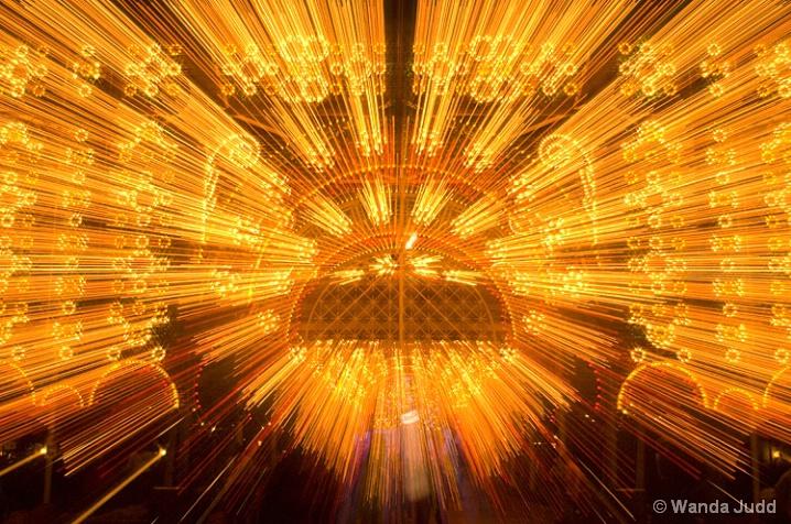 Lights at Epcot
