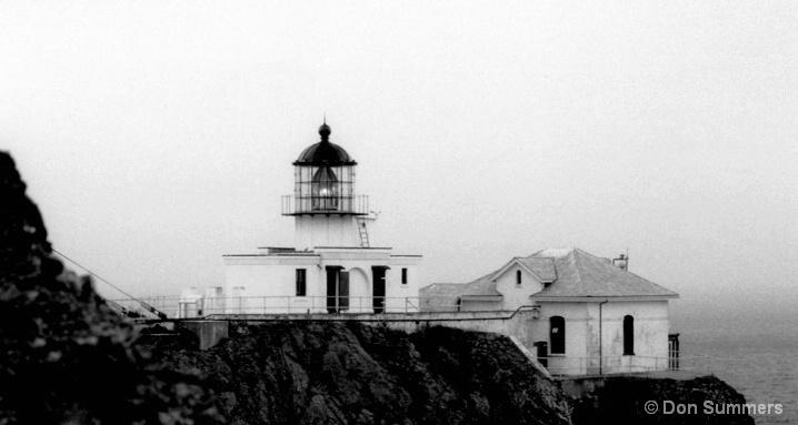 Point Bonita Lighthouse, Marin County, CA 2008