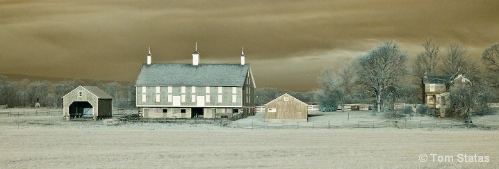 The Codori Farm, Gettysburg PA