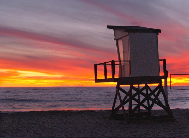 Capo Beach Sunset