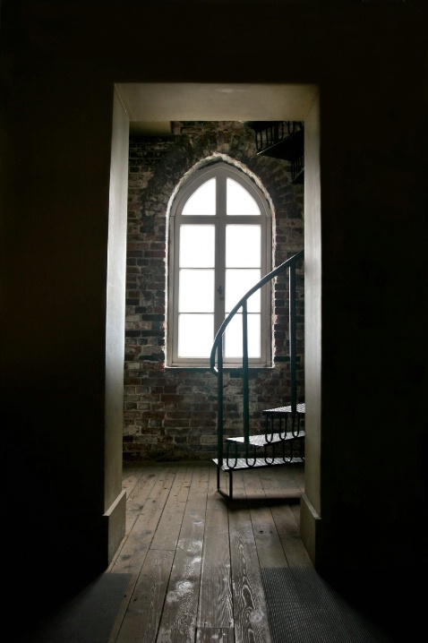 Passageway to the Lantern Room
