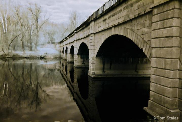 Monocacy Aqueduct, C&O Canal