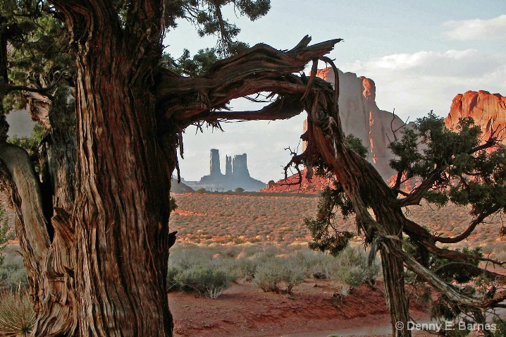Monument Valley-Navajo Tribal Park, Utah