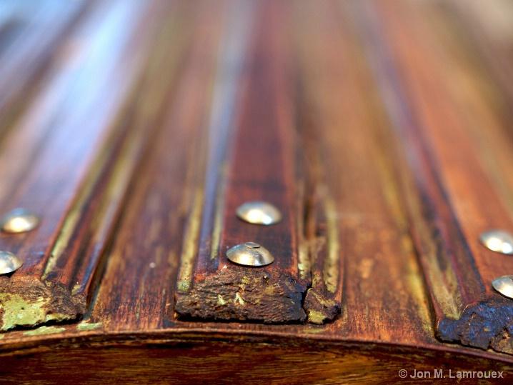 Linear Wood Strips