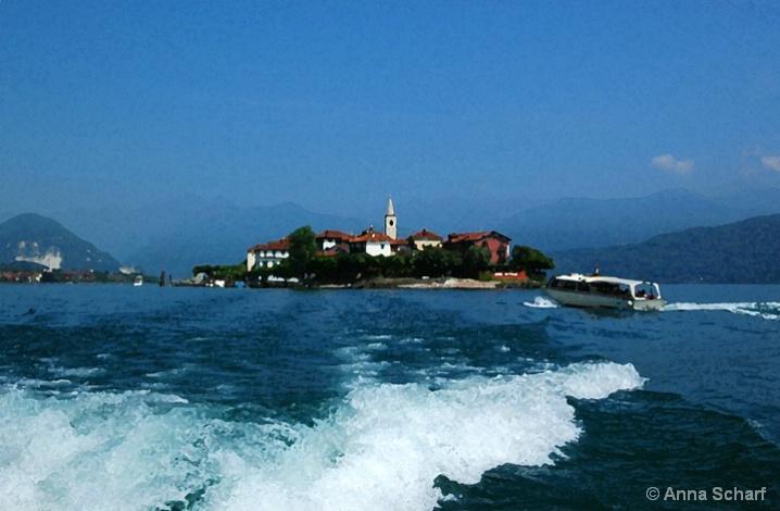 Leaving an Island