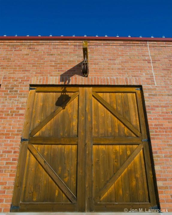Door and Pulley 1
