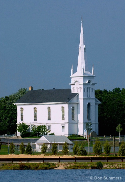 Methodist Church, Port Republic, NJ 2007