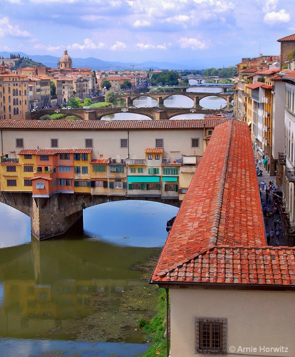 Ponte Vecchio and Beyond