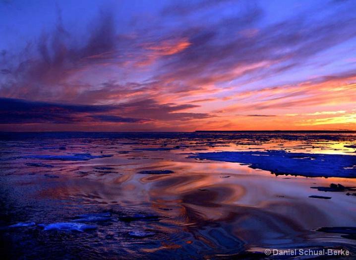 Mercurial Sunset