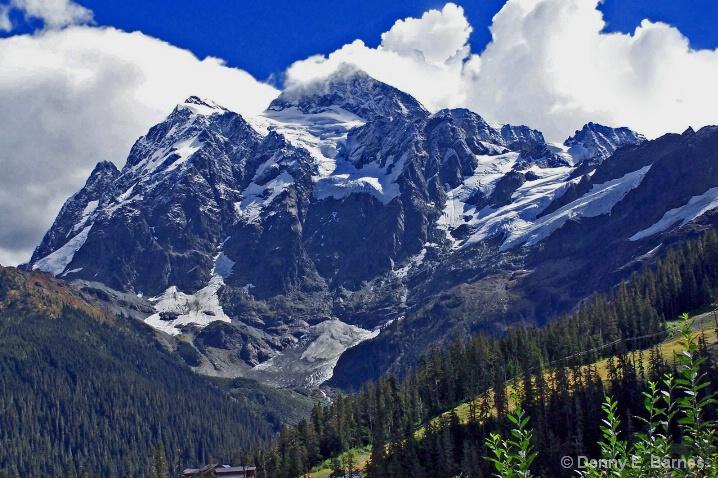 Mount Shuksan,  Mount Baker NF-WA