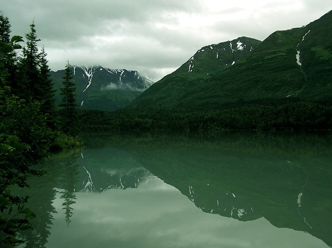 Alaska Reflection